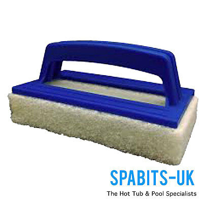 Happy Hot Tubs Waterline Scrubber Spa Hot Tub Scum Line Cleaner