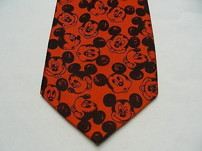 Mickey Mouse - Disney - Vintage - Mickey Unlimited King Laurent Neck Tie!