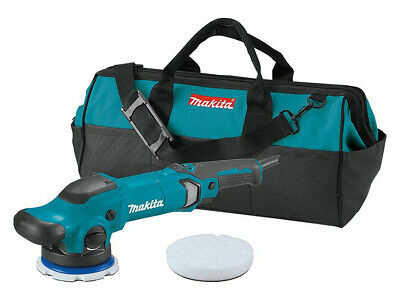 "Makita 5"" Dual Action Random Orbit Polisher Kit PO5000CX1"