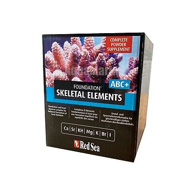 Red Sea Reef Foundation ABC+ Puder Spurenelemente 1000 g / 1 kg