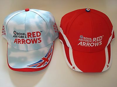 2457e763006 ROYAL AIR FORCE Red Arrows Cap   Ski Hat -Choice Of 6- Official ...
