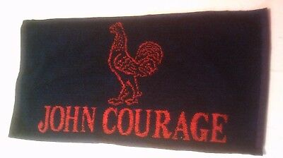 Courage (John)  Beer   Pub Bar Towel  Vintage