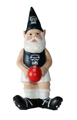 Geelong Cats AFL Garden Gnome with Red Ball 2017