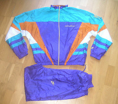 new appearance hot products buy good RARE VINTAGE NIKE INTERNATIONAL TRACK SUIT Jacket Pant ...