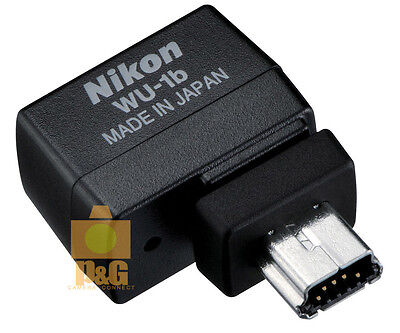 Genuine Nikon WU-1b Wireless Mobile Adapter D610 D600 Nikon 1 J3 1 S1 1 V2