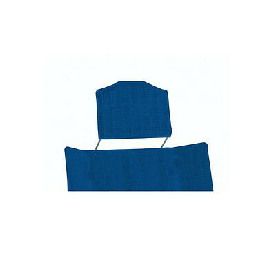 Invacare Non-Slip Spare Replacement Cover Mat for Aquatec Orca Bath Lift - Blue