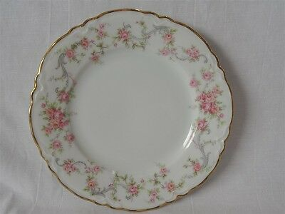 """Hutschenreuther China 7658 THE RICHELIEU Bread & Butter Plate 6-1/8""""  PERFECT"""