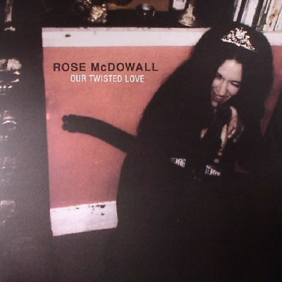"""McDOWALL, Rose - Our Twisted Love - Vinyl (12"""" + insert + MP3 download code)"""