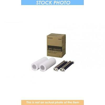 Upcr80Md Sony Up-Dr80Md Self-Laminating Color Printing Pack