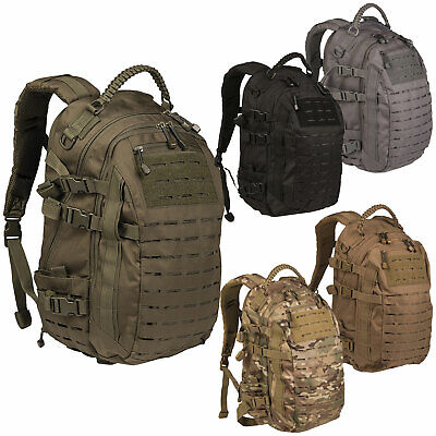 Mil-Tec Rucksack Mission Pack Laser Cut large, Molle Armee Outdoor Tagesrucksack