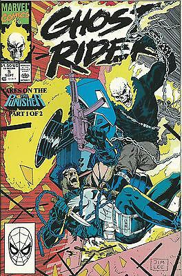 Ghost Rider #5 (2Nd Series)  (Marvel)  1990