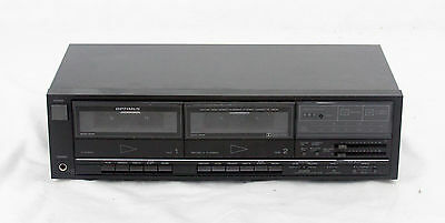 Optimus SCT-87 Dual Tape High Speed Dubbing Stereo Cassette Deck Recorder/Player