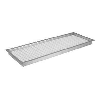 "Infra - FDT5515TH - 14 7/8"" x 5 3/8"" Flush Countertop Drain Tray"
