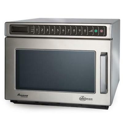 Amana - HDC12A2 - 1200 Watt Commercial Microwave Oven
