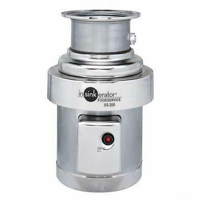 InSinkErator - SS-200-29 - 2 HP Commercial Garbage Disposal Disposer