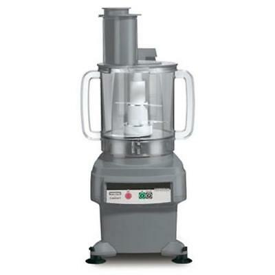 Waring - FP2200 - Food Processor w/ 6 Qt Bowl & Continuous Feed