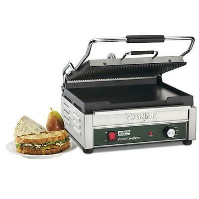 Waring - WDG250 - Dual Surface Double Panini Press Sandwich Grill