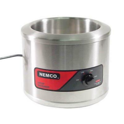 Nemco - 6110A - 4 Qt. Single Well Countertop Food Warmer