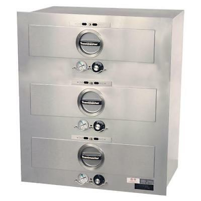 Toastmaster - 3C80AT72 - 3 Drawer 29 in x 19 in 208/240V Built-In Warmer