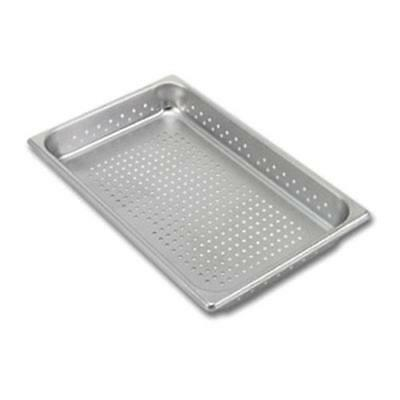 Vollrath - 30223 - Half Size 2 1/2 in Deep Perforated Steam Table Pan