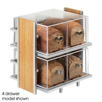 Cal-Mil - 1480 - 2-Drawer Bread Box