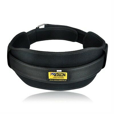 Weight Lifting Train Belts Gym Fitness Back Brace Support Training Belt S/M/L