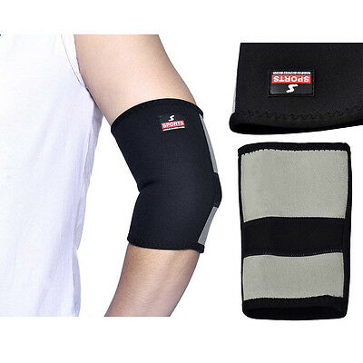 Neoprene Protect Strained Warm Armband Breathable Durable Elbow Heat retention