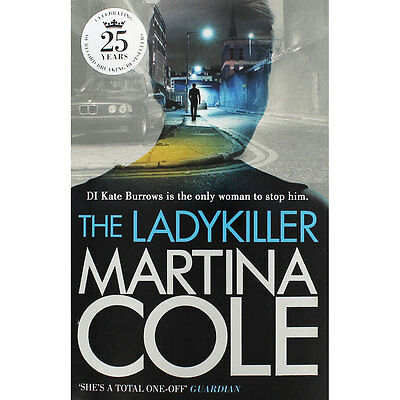 The Ladykiller by Martina Cole (Paperback), Fiction Books, Brand New
