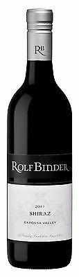 Rolf Binder Barossa Valley Shiraz 2015 (12 Bottles)