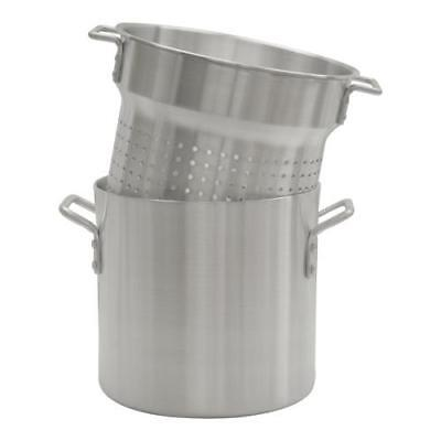 Thunder Group - ALSKPC120 - 20 qt Aluminum Pasta Cooker