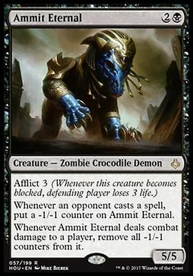 AMMIT ETERNO - AMMIT ETERNAL Magic HOU Mint