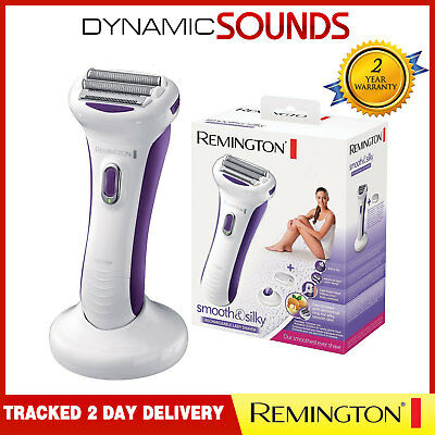 Remington WDF5030 Smooth and Silky Cordless Wet/Dry Rechargeable Lady Shaver