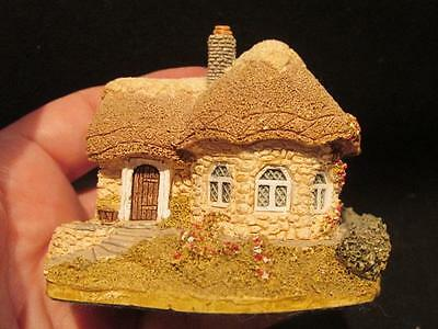 Chine Cot Lilliput Lane Collection Miniature Masterpiece with Box & Deed