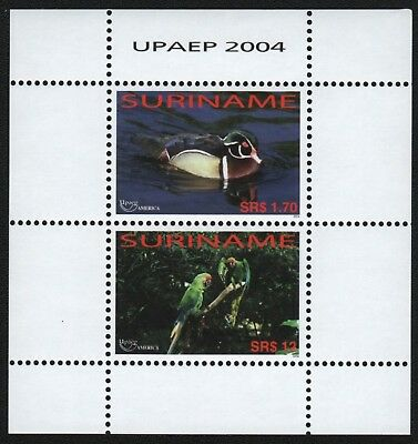 Surinam 2004 - Mi-Nr. Block 95 ** - MNH - Vögel / Birds
