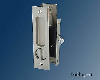 Ultimate Sliding Door Lock Privacy Handles Set  (1126)