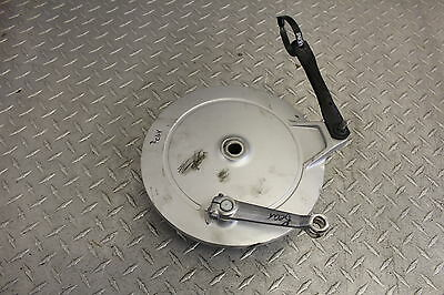 2002 Yamaha V Star 650 Xvs650 Custom Drum Brake