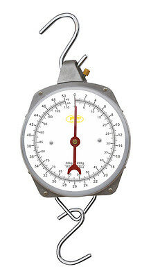 LINEAEFFE 50KG 110lb Specimen Weigh Scales Carp SEA Coarse Fishing Weighing Dial