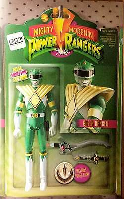 Mighty Morphin Power Rangers #1 Action Figure Variant Boom Comic Book NM ex1  wh