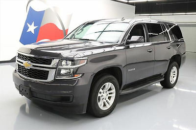 2015 Chevrolet Tahoe LS Sport Utility 4-Door 2015 CHEVY TAHOE LS REAR CAM 3RD ROW 8-PASSENGER 40K MI #135736 Texas Direct