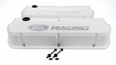 Proform Aluminum Tall Valve Covers Small Block Ford P/N 302-142