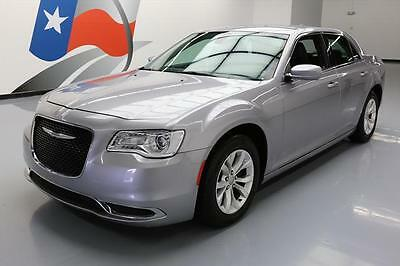 2016 Chrysler 300 Series  2016 CHRYSLER 300 LIMITED HTD LEATHER REAR CAM 32K MI #197784 Texas Direct Auto