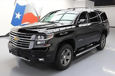 2016 Chevrolet Tahoe LT Sport Utility 4-Door 2016 CHEVY TAHOE Z71 4X4 SUNROOF LEATHER NAV REAR CAM #348519 Texas Direct Auto