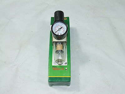 Air Compressor Regulator Oil & Water Separator 1/4""
