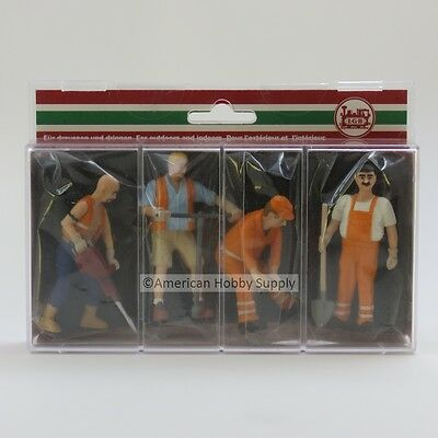 LGB 51404 Worker Construction People Figures G Scale
