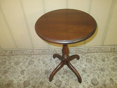56544 HARDEN Cherry Lamp Table Stand