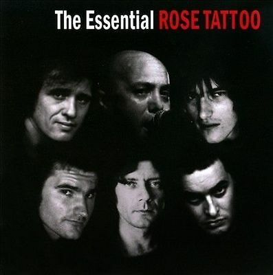 ROSE TATTOO The Essential CD BRAND NEW Best Of Greatest Hits Angry Anderson
