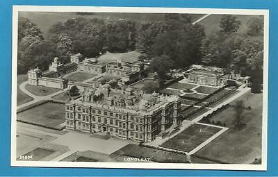 Early Real Photograph Postcard - LONGLEAT - WILTSHIRE