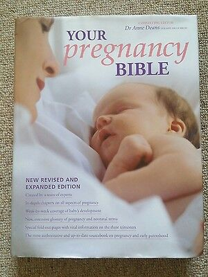 Your New Pregnancy Bible Book