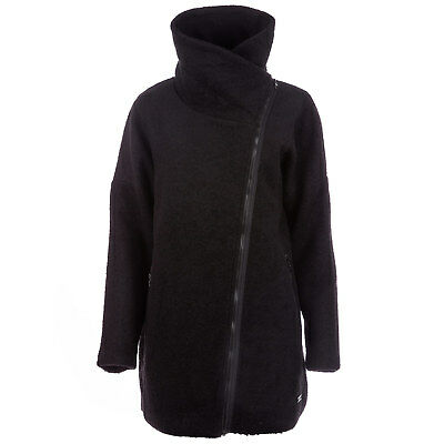 Women's Bench Secure Jacket In Black From Get The Label