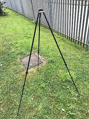 Grandeslam Adjustable Weighing Fishing 3-6ft Tripod For Weighing Carp Carry Case